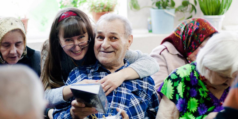 пансионат для престарелых харьков