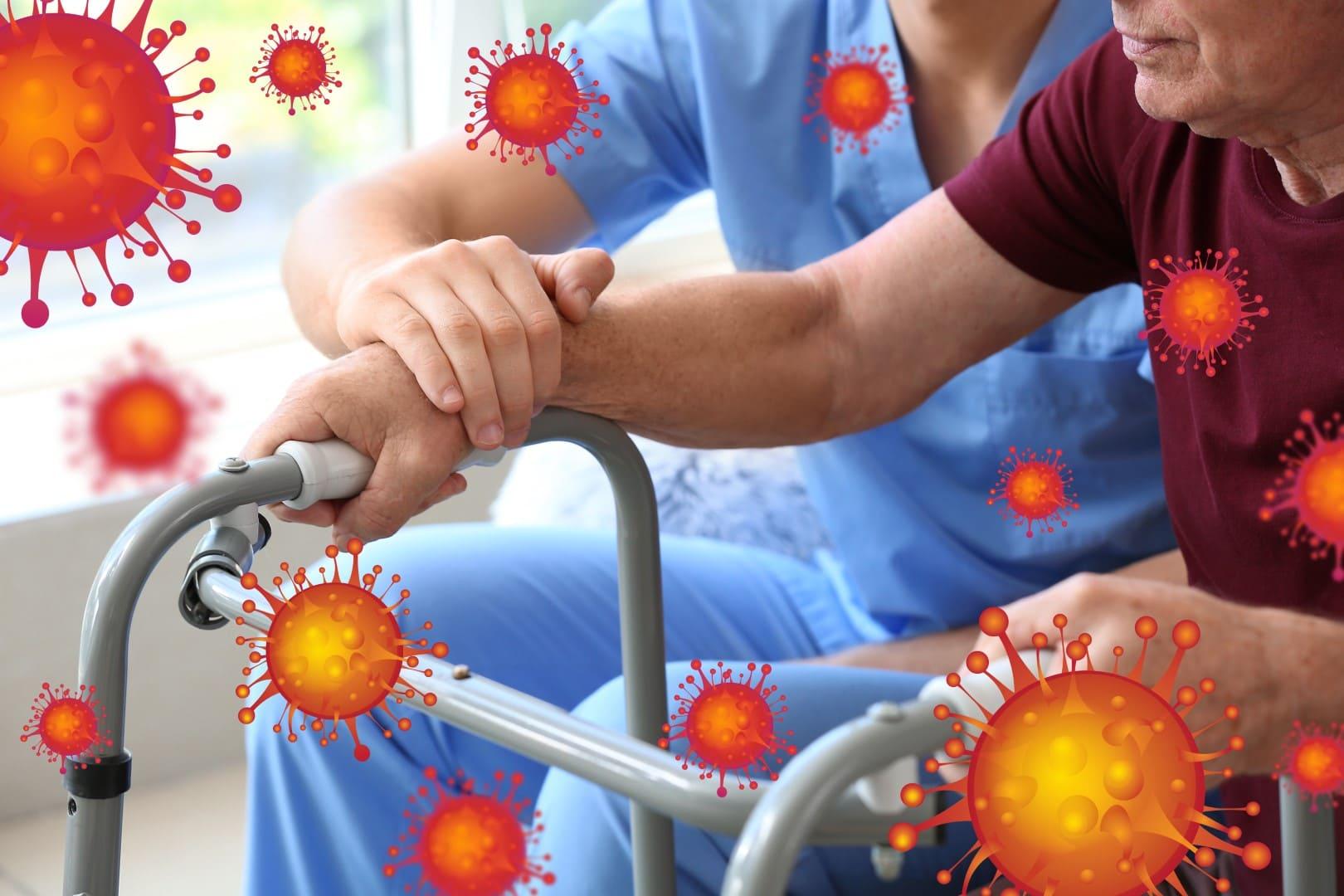 как защитить пожилых от коронавируса