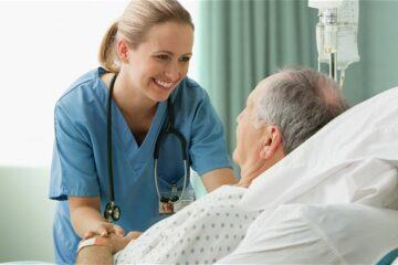 Уход за престарелыми людьми после инсульта в пансионате «Family»